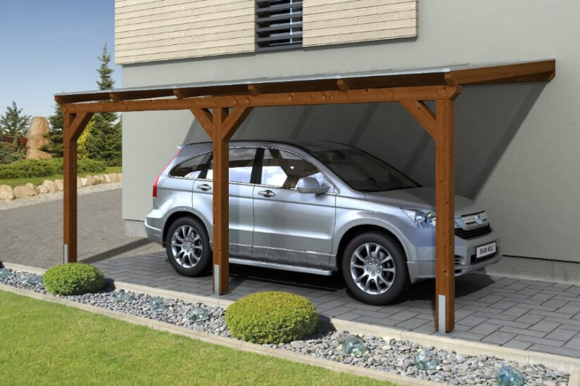 Build Your Own Lean To Car Port Tips For Building In 11 Steps